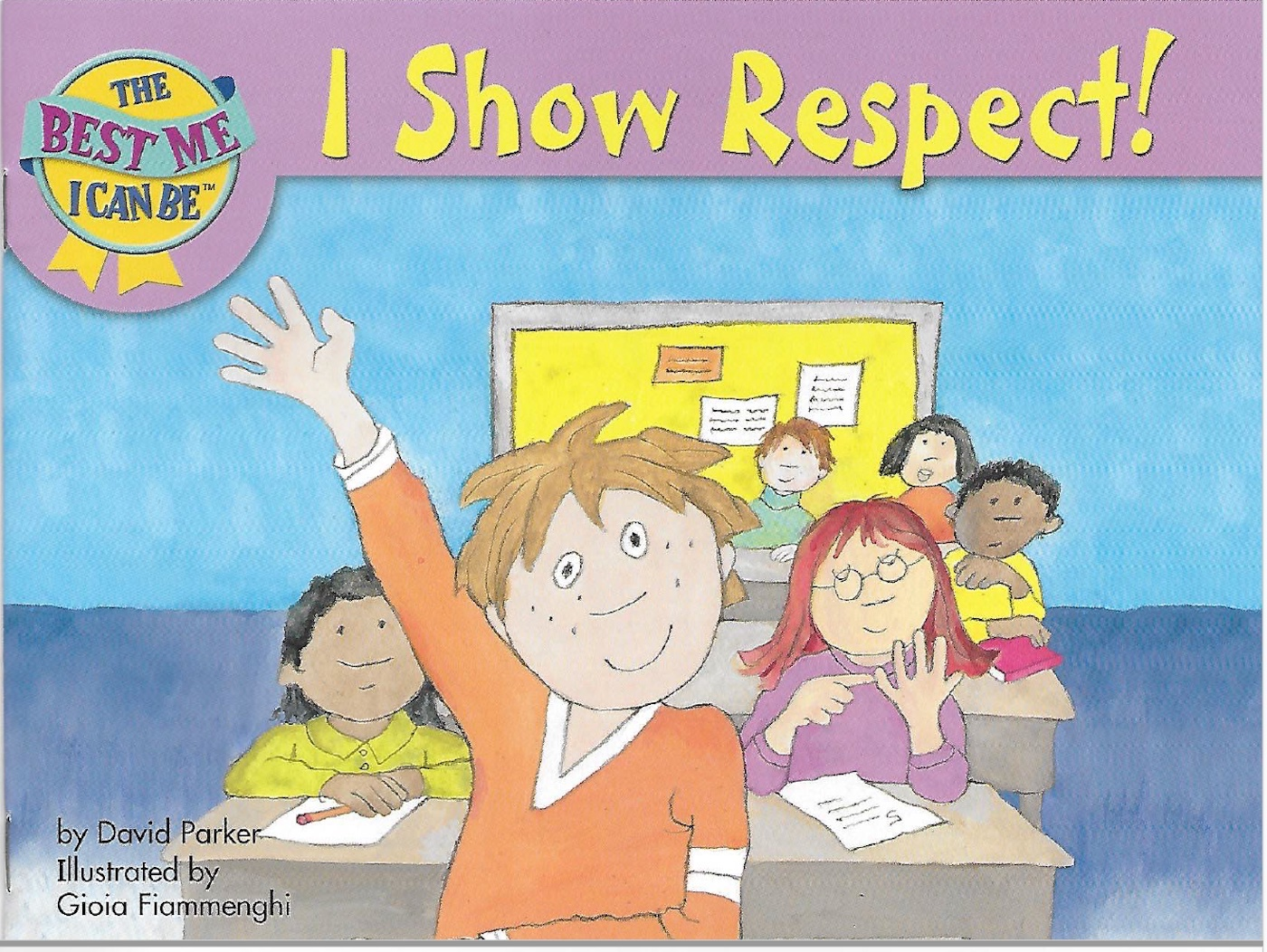 BEST ME BOOK RESPECT